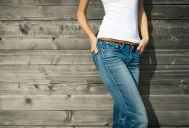 静岡ナカメ式ダイエットで【目指すはTシャツとジーンズの似合う女性!】